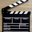 Film Slate — Stock Photo #33738067