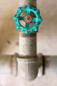 Vodní ventil — Stock fotografie