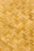 Patterns of weave bamboo — Stock Photo
