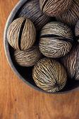 Dry coconut — Stock Photo
