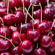 Fresh cherries — Stock Photo