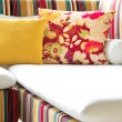 Stock Photo: Image of furniture cushion