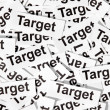 Stock Photo: Target concept