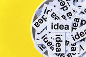 Idea concept — Zdjęcie stockowe