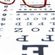 Optometry concept — 图库照片 #34287907