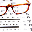 Optometry concept — Stockfoto #34288369