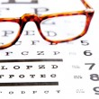 Stockfoto: Optometry concept