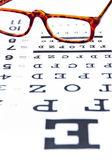 Optometry concept — Stock Photo