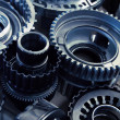 Stock Photo: Automobile gear assembly