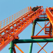 Roller Coaster Track — Stock Photo #34719177