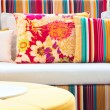 Colorful cushions. — Stock Photo #34719769