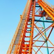 Roller Coaster Track — Stock Photo #34725387