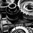 Automobile gear assembly — Stock Photo #35361729