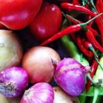 Organic vegetables — Stock Photo #36149153