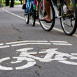 Bike lane — Stock Photo #36308665