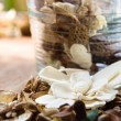 Stock Photo: Potpourri,dry flowers