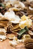 Potpourri,dry flowers — Stock Photo