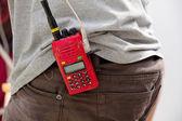 Talkie walkie — Photo