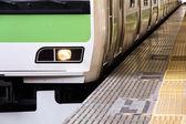 Tokyo Commuter Train — Stock fotografie