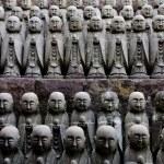 Kamakura Hasedera Sculptures, Japan — Stock Photo #46541177