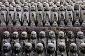 Kamakura Hasedera Sculptures, Japan — Stock Photo