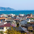 Landscape view of Kamakura town, Japan — Stock Photo #48073649