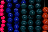 Dumbbell Weight — Stock Photo