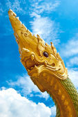 Thai sculpture — Stock Photo