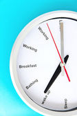 Breakfast time concept — Stock Photo