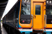 Thailand Commuter Train — Stockfoto