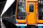 Thailand Commuter Train — Stock Photo