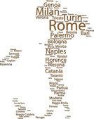 100 Italy — Stock Vector