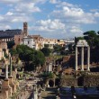 Ancient Forum in Rome, Italy — Stock Photo