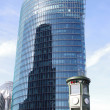 BERLIN - OCTOBER 20: The Potsdamer Platz on October 20, 2012 in - Stock Photo