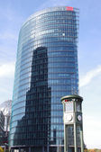 BERLIN - OCTOBER 20: The Potsdamer Platz on October 20, 2012 in — Stockfoto