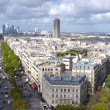 View to the business area in Paris — Stock Photo #15891785
