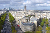 View to the business area in Paris — Stock Photo