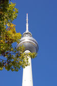 TV tower in Berlin — Stock Photo