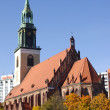 St. Mary's Church in Berlin — Stock Photo #25380293