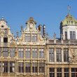 Stock Photo: Famous architecture of Brussels