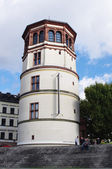 Schlossturm tower in Dusseldorf — Stock Photo