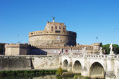 St. Angel Castle in Rome — Stock Photo