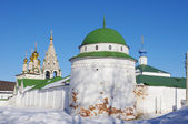 Old Russian monastery in Ryazan — Stock Photo