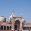 View of Jama Masjid Mosque in Delhi, India — Stock Photo #39412255
