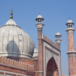 View of Jama Masjid Mosque in Delhi, India — Stock Photo #39412273