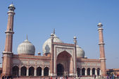 View of Jama Masjid Mosque in Delhi, India — Stock Photo