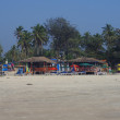 Stock Photo: Colvbeach in Goa