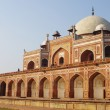 Humayun's Tomb in India — Stock Photo