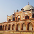 Stock Photo: Humayun's Tomb in India