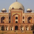 Humayuns Tomb in New Delhi, India — Stock Photo